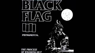 Black Flag - The Process of Weeding Out (FULL)