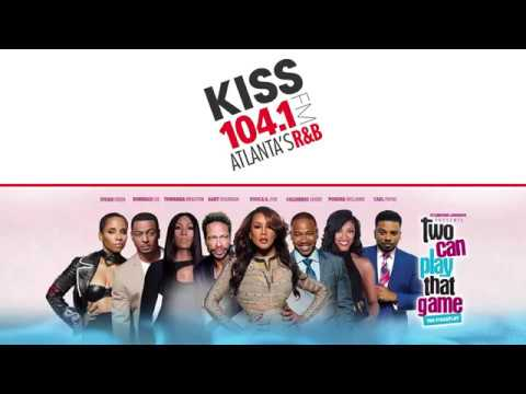 Two Can Play That Game in the Kiss 104.1 Live Lounge