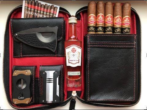 Review: Peter James Aficionado Cigar case 2018
