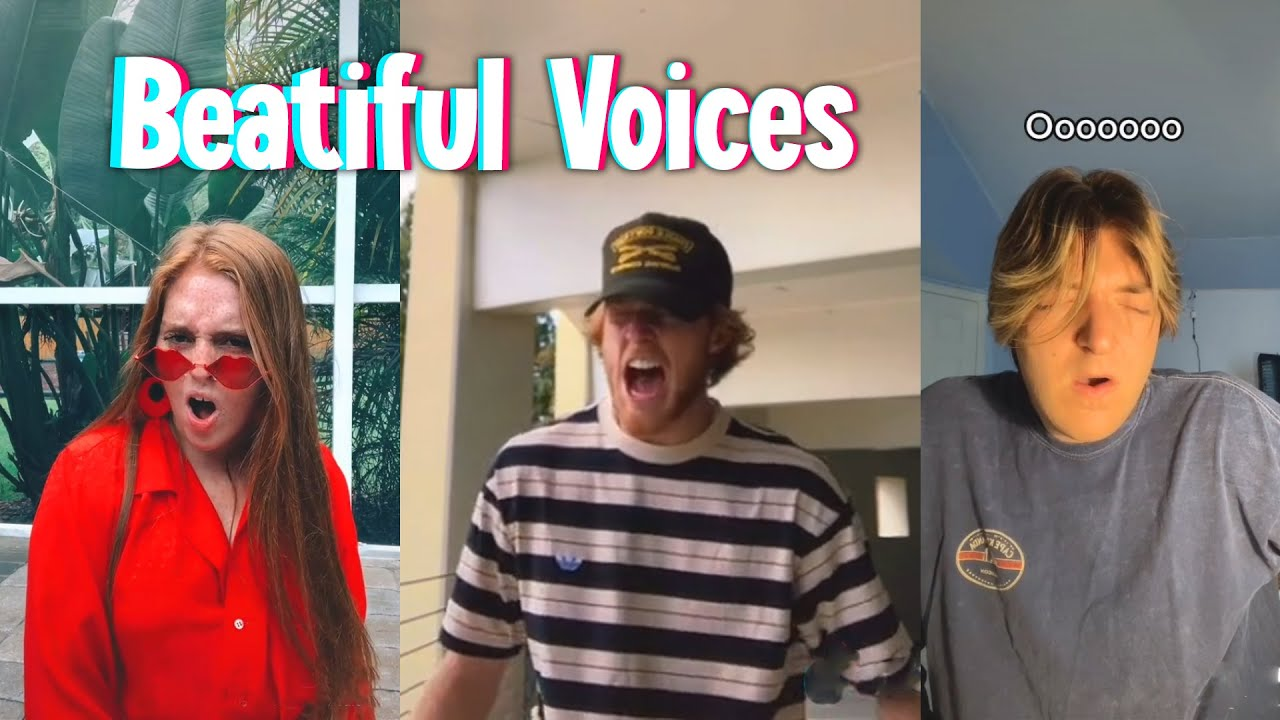 Download Most Beautiful Voices On Tiktok