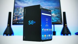 Unboxing Samsung Galaxy S8+ Indonesia!