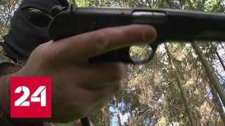Оружие: если человек решил преступить закон, это невозможно проконтролировать