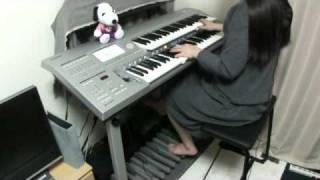 はぐれ刑事純情派メインテーマをエレクトーンで弾いてみました thumbnail