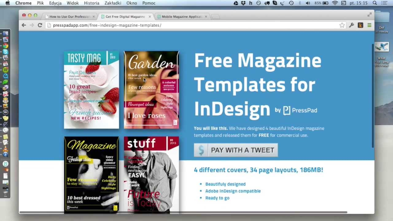 Create Stunning Magazine Covers with Google Docs (Digital Publishing ...