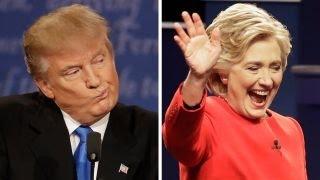 The polls, media disagree on who won the debate