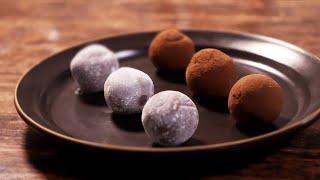 チョコレートトリュフ|NekonoME Cafe【ネコノメカフェ】さんのレシピ書き起こし