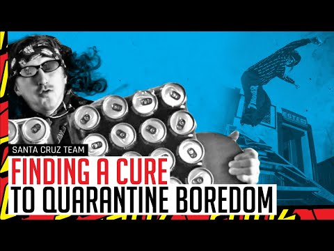 HOW Do Asta, Maurio & The SC Team Quarantine?! | Santa Cruz Skateboards: Quarantine Check-In