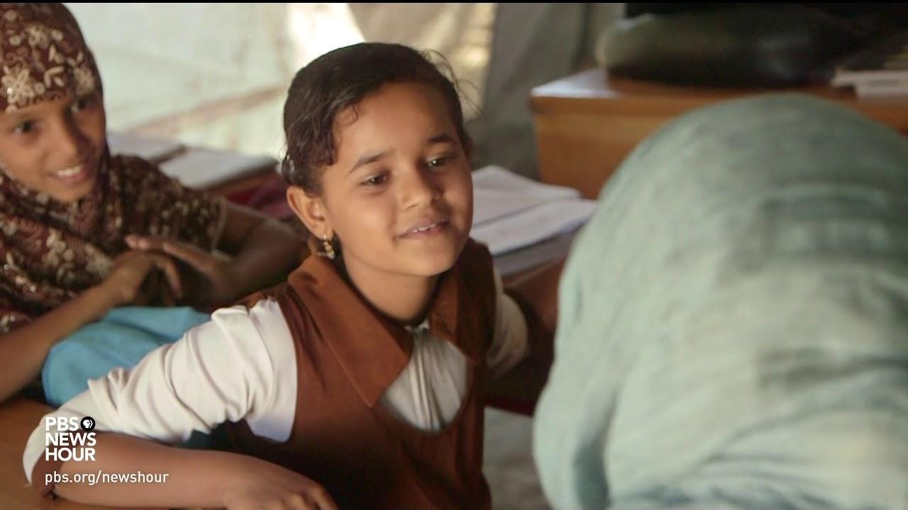 Scarred by war, Yemen's children carry burdens beyond their years