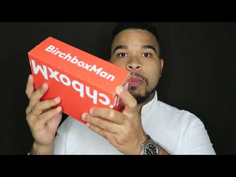 BIRCHBOXMAN UNBOXING | Grooming & Lifestyle Subscription Service