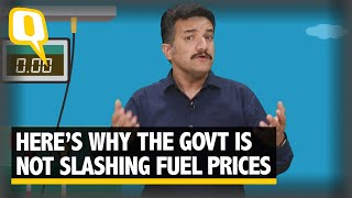 Why is the government not cutting petrol and diesel prices?