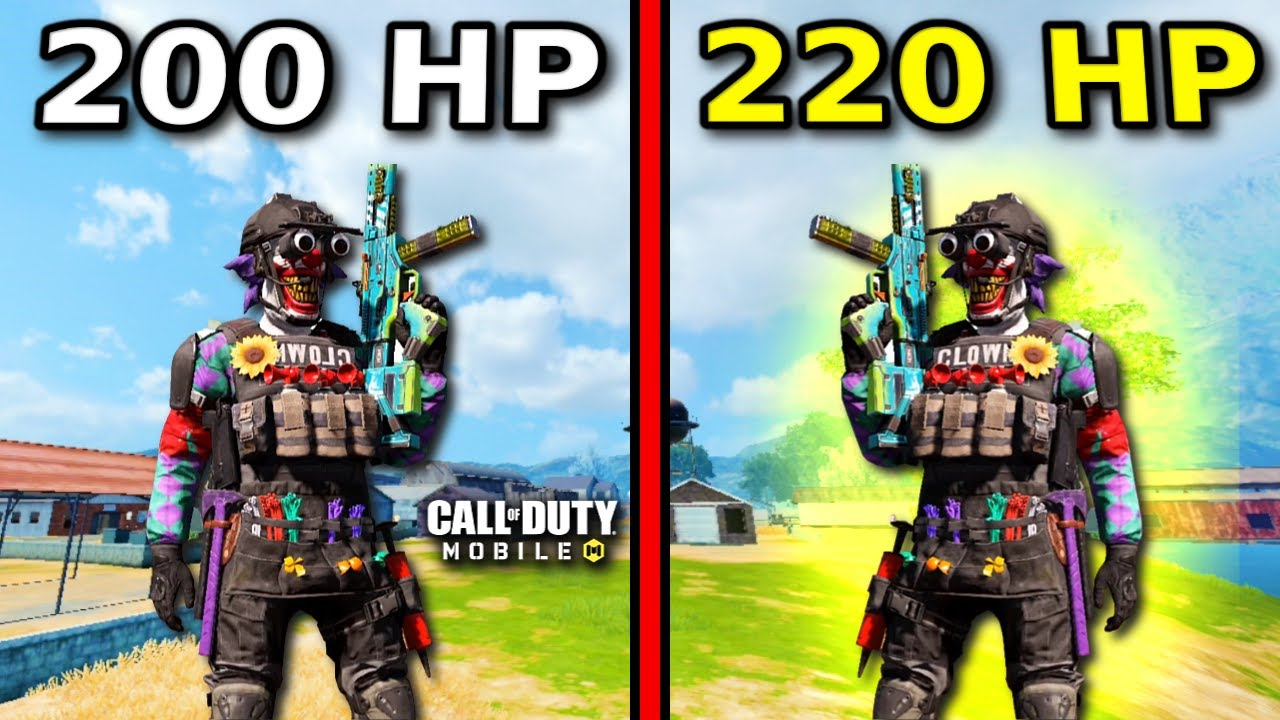 Download THIS CLASS gives you MORE HEALTH and ITS INSANE!! 🤯  COD MOBILE   SQUADS VS SQUADS