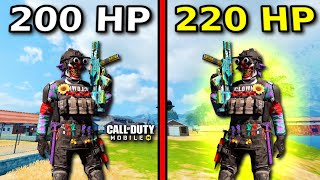 THIS CLASS gives you MORE HEALTH and ITS INSANE!! 🤯| COD MOBILE | SQUADS VS SQUADS