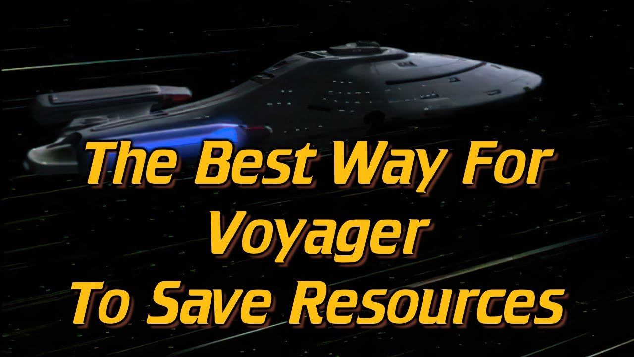 How Voyager Could Save Food, Energy, and Space