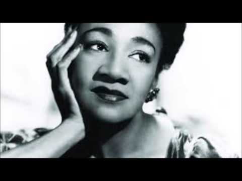 I travel alone - Alberta Hunter with Jack Jackson and his orchestra 1934