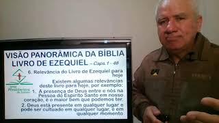 Estudo Bíblico: Visão Panorâmica da Bíblia - Livro de Ezequiel (Caps.1-48)