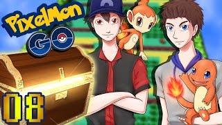 PIXELMON GO #08 : LA RICHESSE !