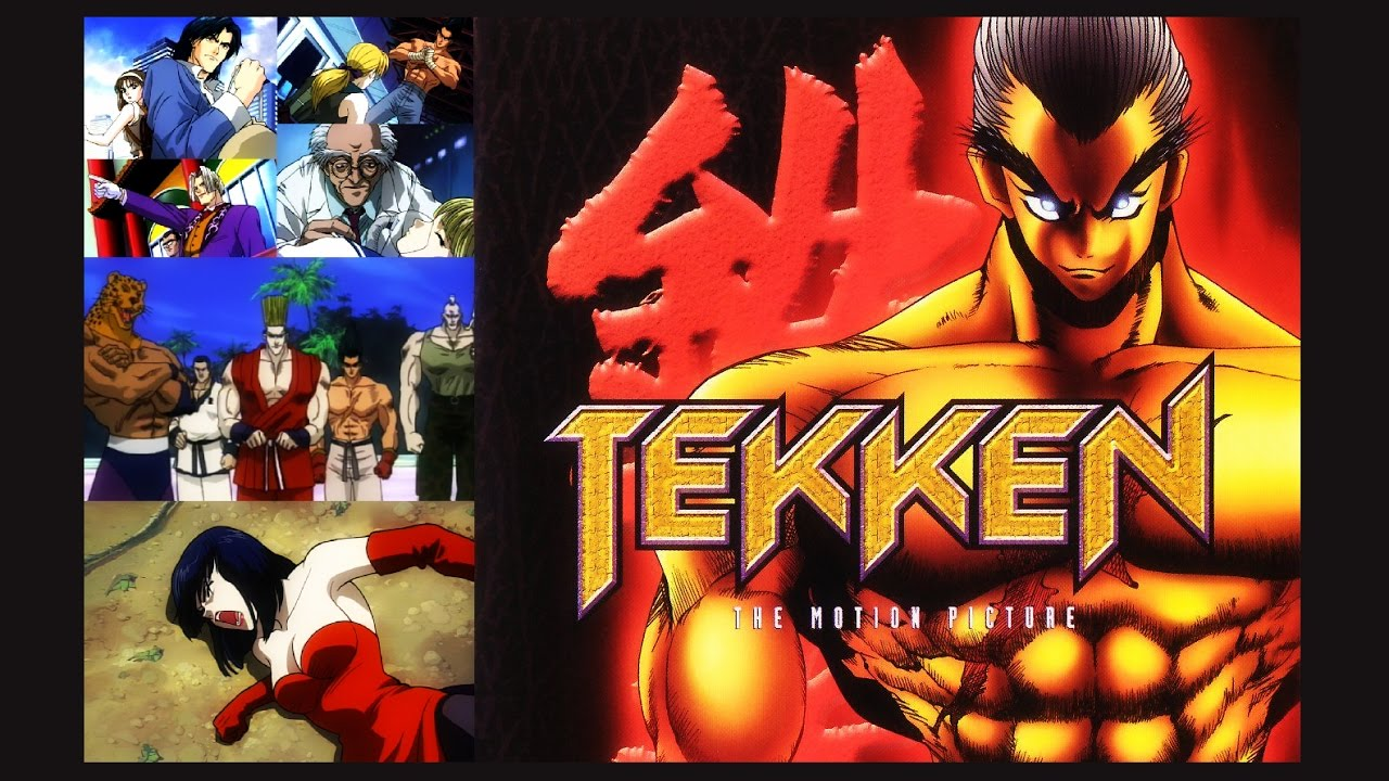 Tekken The Motion Picture Hd English Youtube