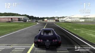 HDTanel Mängib: Forza Motorsport 4 - Bugatti Veyron - Autovista (1080p) HD!