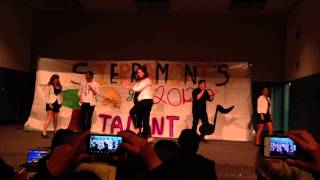 Gangnam Style & MC Hammer Mash Up - Sierramont