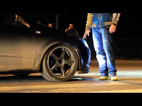 Night shadows - street racing club (Tula, Russia)