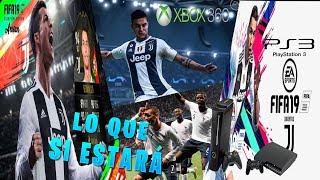 LO QUE SI ESTARÁ!!!EN FIFA 19 (PS3/XBOX360)