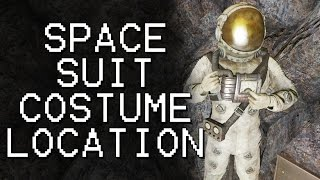 Fallout 4 Nuka World - Spacesuit Costume Location