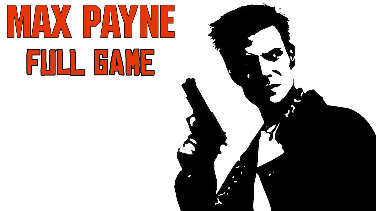 Max Payne - FULL GAME - Walkthrough