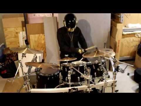 Give Life Back To Music - Daft Punk (Drum Cover)
