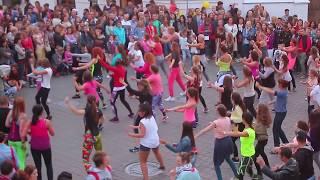 Минск. Пешеходка 15.07.2017 - 47-1ч.(59). Школа танцев