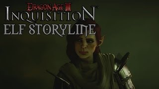 ~Livestream~ Dragon Age Inquisition - 30+ hours in! Female Elf/Rogue Playthrough