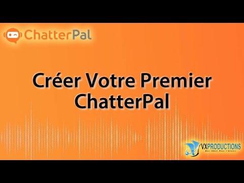 01 - Configurer votre Premier ChatterPal. http://bit.ly/30Hw13Y