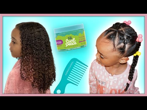 this-hairstyle-lasts-all-week!-|-kids-curly-hair-routine