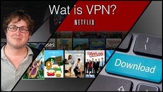 Veilig en anoniem internetten met een virtual private network (VPN)