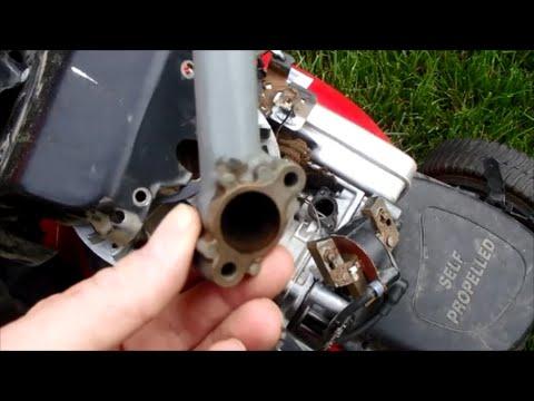 Troy Bilt Self Propelled 6 75hp B Amp S Engine Lawn Mower