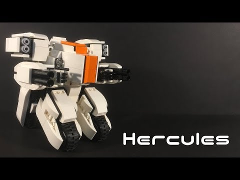 Lego MOCs by M1NDxBEND3R  - Hercules