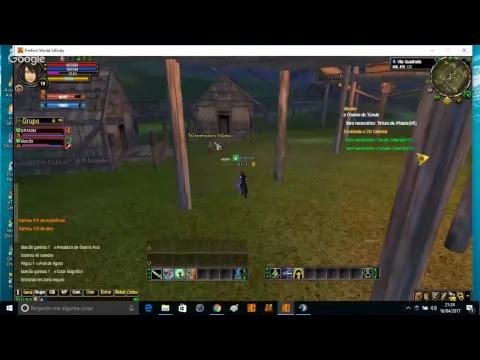 Perfect World Infinity GAMES 1.3.6 Rate Baixa