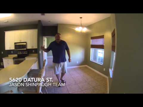 Jason Shinpaugh Team - Full Tour of 5620 Datura St., Cocoa
