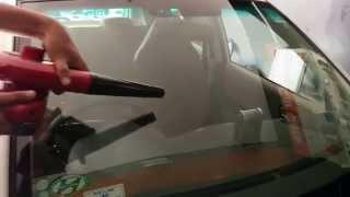 Nano Bond Anti Glare & Rain Windshield Glass Water Repellant TREATMENT from 3MM Car Care™