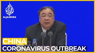 China's National Health Commission news conference on coronavirus
