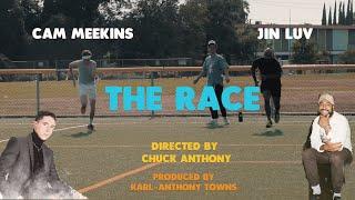 THE RACE   CAM MEEKINS vs JINLUV