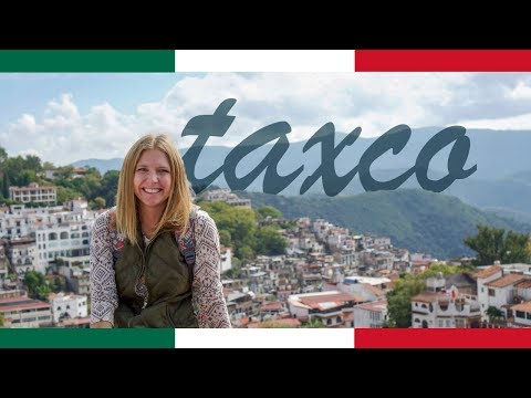 The Most Magical Town in Mexico: Taxco, Guerrero 🇲🇽