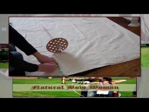 How I make a Medieval Arrow Bag - Natural Bow Woman