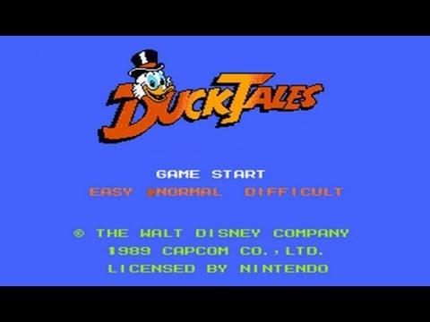 Duck Tales (NES) Complete Walkthrough