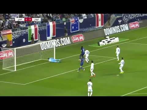 Saudi profesional league Al-fateh 1-4 Al-Hilal