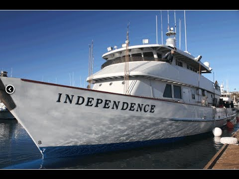 Independence sportfishing boat tour youtube for Point loma landing fish count