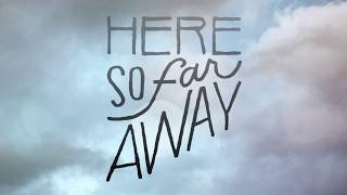 Here So Far Away book trailer