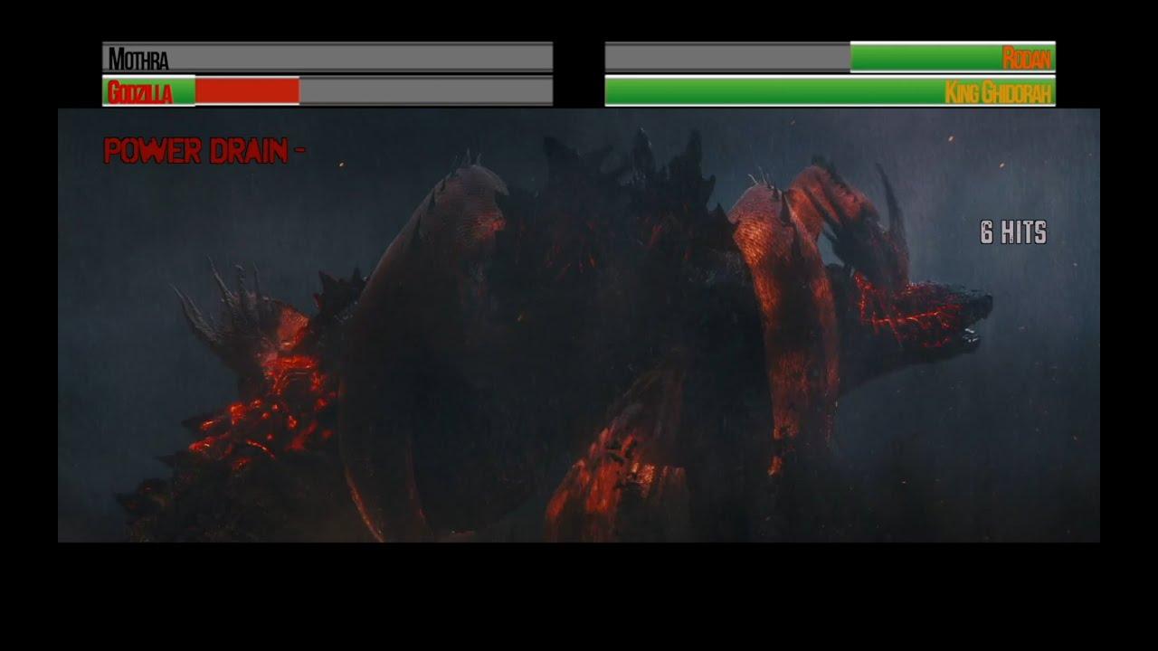 Download Godzilla v King Ghidorah...with healthbars (Part 2)
