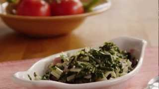 How To Make Sauteed Swiss Chard With Parmesan Cheese