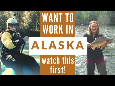 Seasonal Work In Alaska
