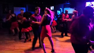 Salsa Dancing Performance - Oct 12, 2013 Salsa in the Suburbs